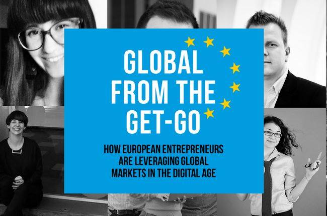 European Startups: Global from the Get Go
