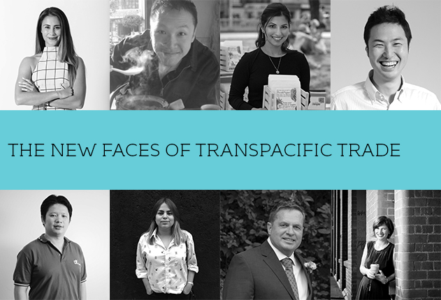 The New Faces of Transpacific Trade