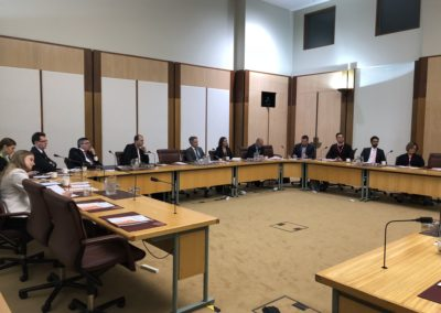 Canberra Breakfast Roundtable