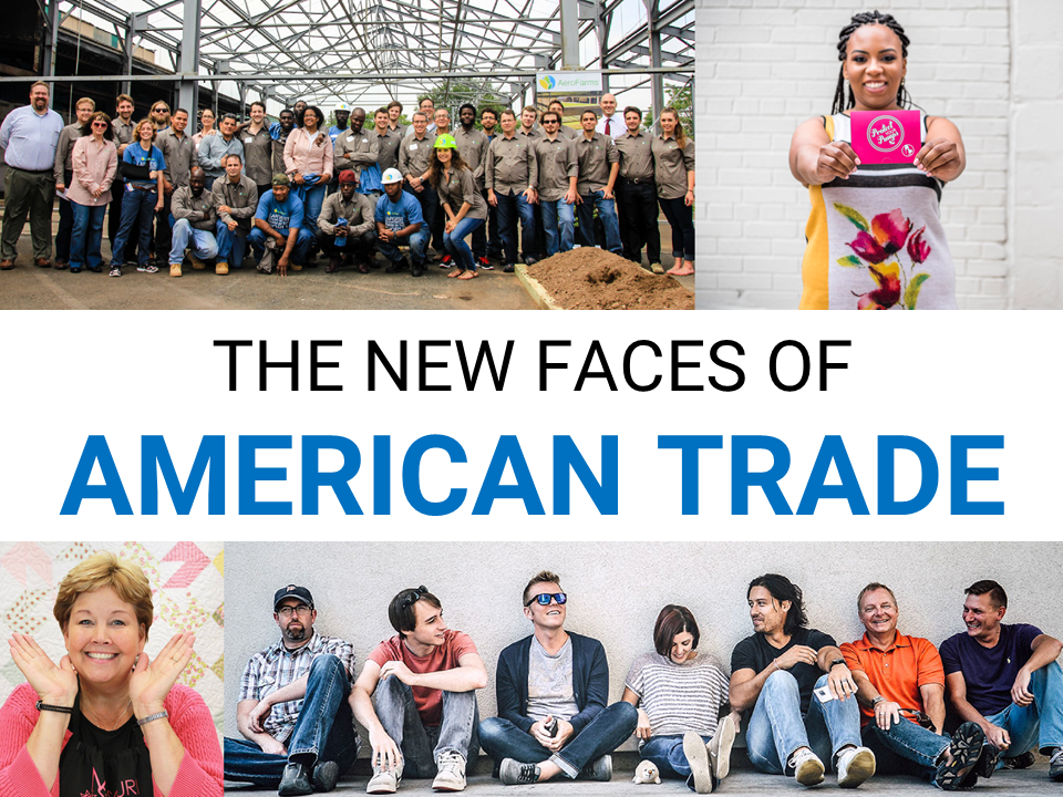 The New Faces of American Trade